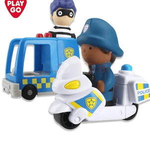 Buy Police Patrol Chase Set By PlayGo for Kids  Online in Pakistan