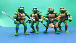 Teenage Mutant Ninja Turtles Elite Series Action Figure Set