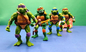TMNT Ninja Elite Series Action Figure Set