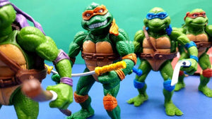 Teenage Mutant Ninja Turtles Elite Series at Khanaan