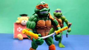 Teenage Mutant Ninja Turtles - Ninja Elite Series Action