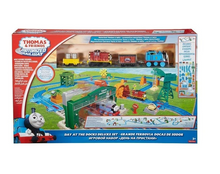 Load image into Gallery viewer, Thomas and Friends Motorolarized Railway Day The Docks Deluxe