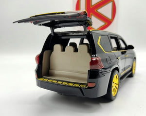 Best Die-Cast Lexus LX570 Cheap Priced Toy Of Metal Body With Light And Sound