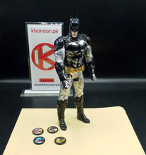 Load image into Gallery viewer, Marvel Avengers Batman Figure with Frisbee Launch