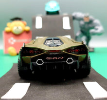 Load image into Gallery viewer, Lamborghini SIAN Die-Cast Metal Body