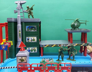 Military Park Play Set Real