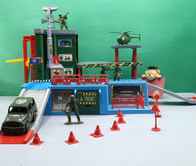 Load image into Gallery viewer, Military Park Play Set Real