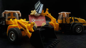 Xiaola Car Grader Diecast Construction Series in Lahore