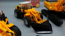 Load image into Gallery viewer, Xiaola Car Grader Diecast for Kids