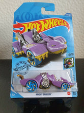 Load image into Gallery viewer, Hot Wheels Knight Draggin Scale 1/64