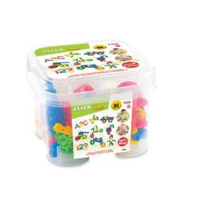 Dede Click Clack Puzzle Small Box 96 Pcs