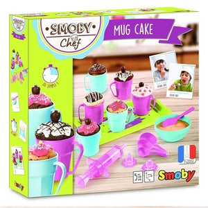 Smoby Chef MUG CAKEJES - Kitchen Set Toy