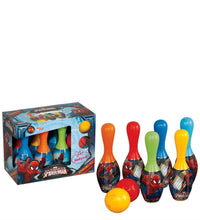 Load image into Gallery viewer, DeDe Spider man Bowling Set