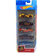 Hot Wheels Flames 5 Vehicle