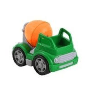 PLAYGO FIRST CEMENT MIXER HT