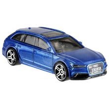 Load image into Gallery viewer, Hot wheels 17 Audi Rs 6 Avant