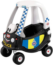 Load image into Gallery viewer, Little Tikes Patrol Police Car for kids