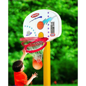 Little Tikes Basketball Set for outdoor play
