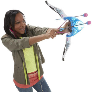 Hasbro - Nerf Rebelle Wing speed Bow HT