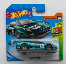 Load image into Gallery viewer, Hot Wheels Diecast Jaguar Xj220