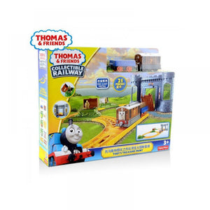 Fisher Price Thomas & Friends Toby's Treasure Hunt Playset