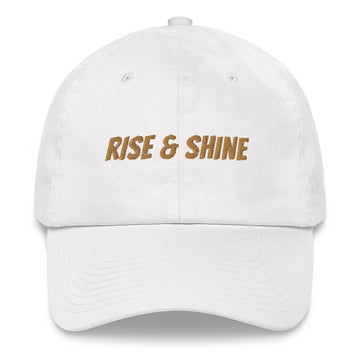 Rise & Shine Dad Hat