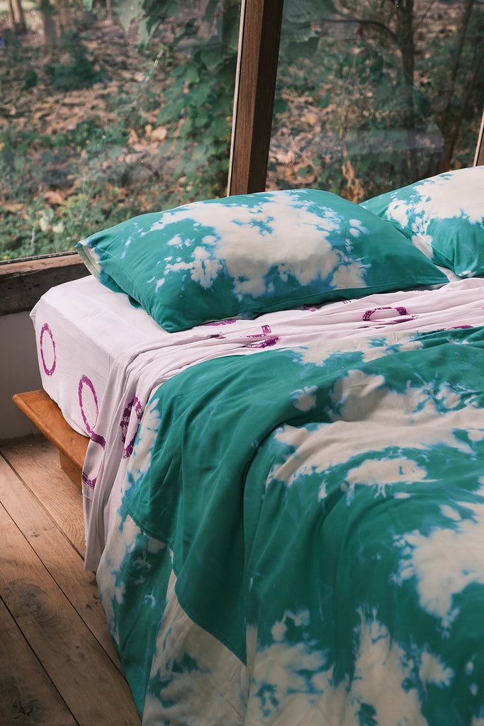 Lucid Quilt Cover Set