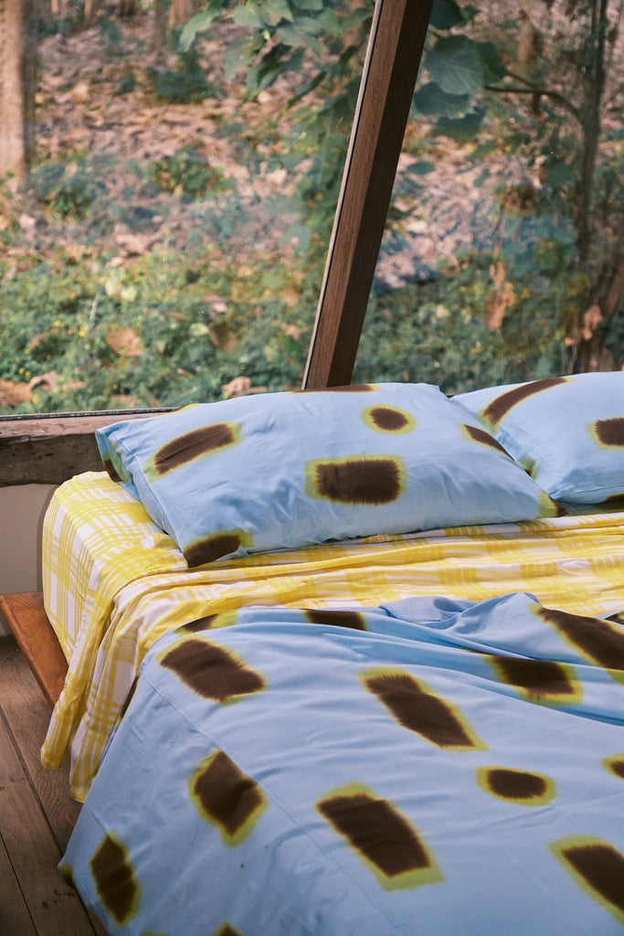 Sunflower Quilt Cover