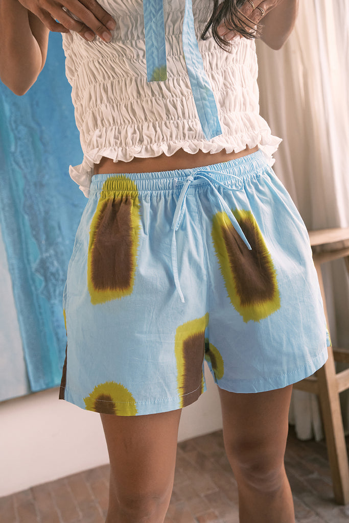 Sunflower Summer Shorts