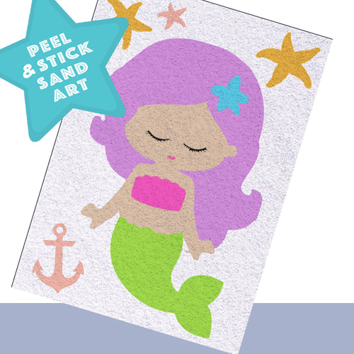 Mermaid Sand Art Set
