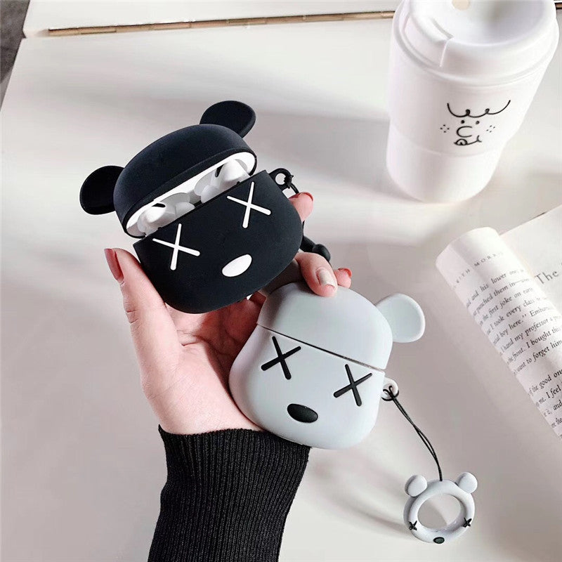BearBrick AirPods Pro Case - PodsDrip