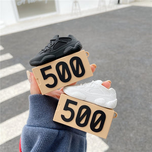 Yeezy Boost 500 Airpods Case - PodsDrip