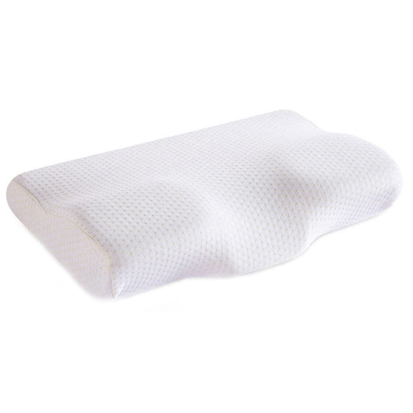 Ergonomic Cervical Core Pillow White - thedreamwow