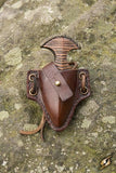 Push Dagger Holder - Brown - Avothea Store