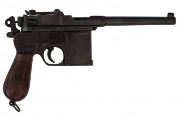 DENIX - C96 PISTOL, GERMANY 1896 - Dark - Avothea Store