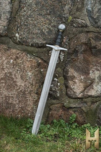 Epic Armoury  KNIGHTLY SWORD STEEL - 87 CM - Avothea Store