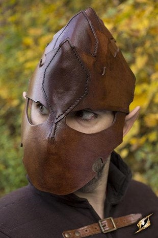Assassin Helmet - Brown - Avothea Store