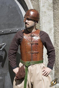 Soldier Armour - Brown - Avothea Store