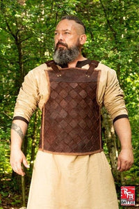 RFB Viking Leather Armour - Brown - Avothea Store
