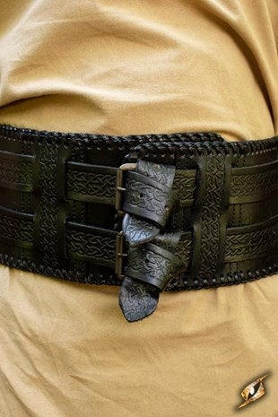 Barbarian Belt - Epic Black - Avothea Store