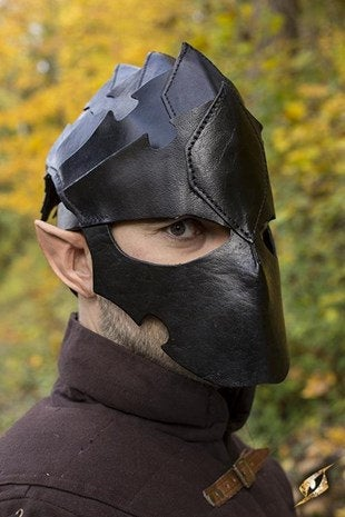 Assassin Helmet - Black - Avothea Store