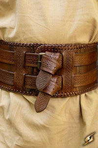 Barbarian Belt - Brown - Avothea Store