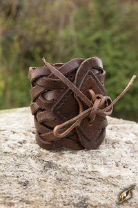 Braided Bracelet - Brown - Avothea Store