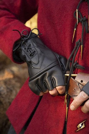 Thief Gloves - Black - Avothea Store