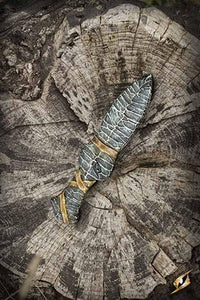 epic armoury, sovereign, stone knife, 19 cm, 432317 - Avothea Store