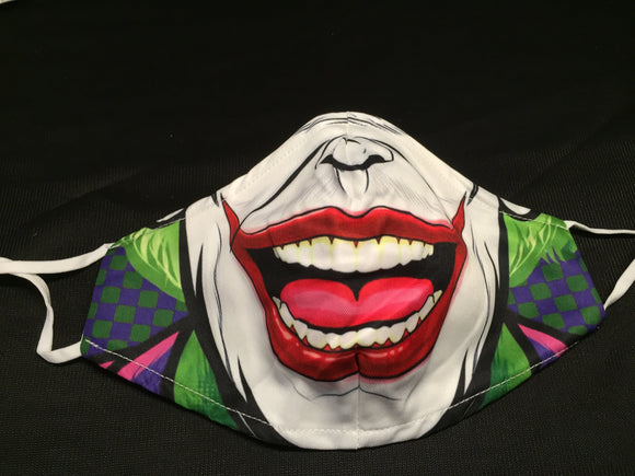 Mask - Joker laughing - M - Avothea Store