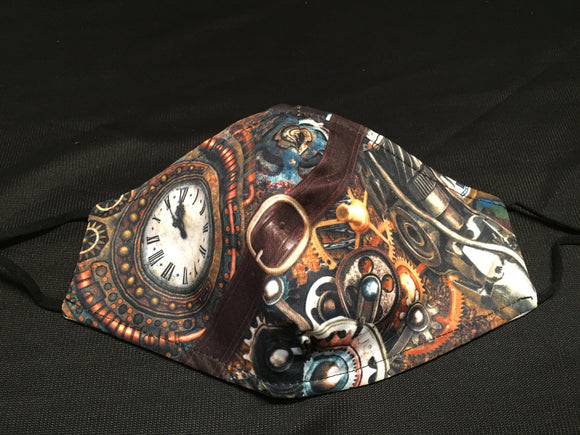 Mask - Steampunk clockwork - M - Avothea Store