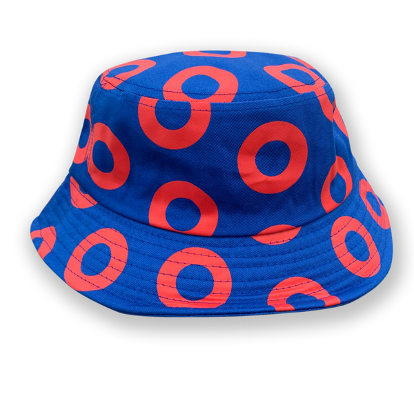 Fishman Donut Bucket Hat