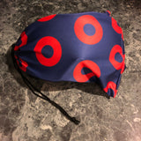 Donut Ski Goggle Protective Pouch