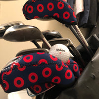Fishman Donut Golf Iron Covers